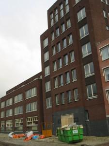 Waalbouw  appartementen te Leidschendam